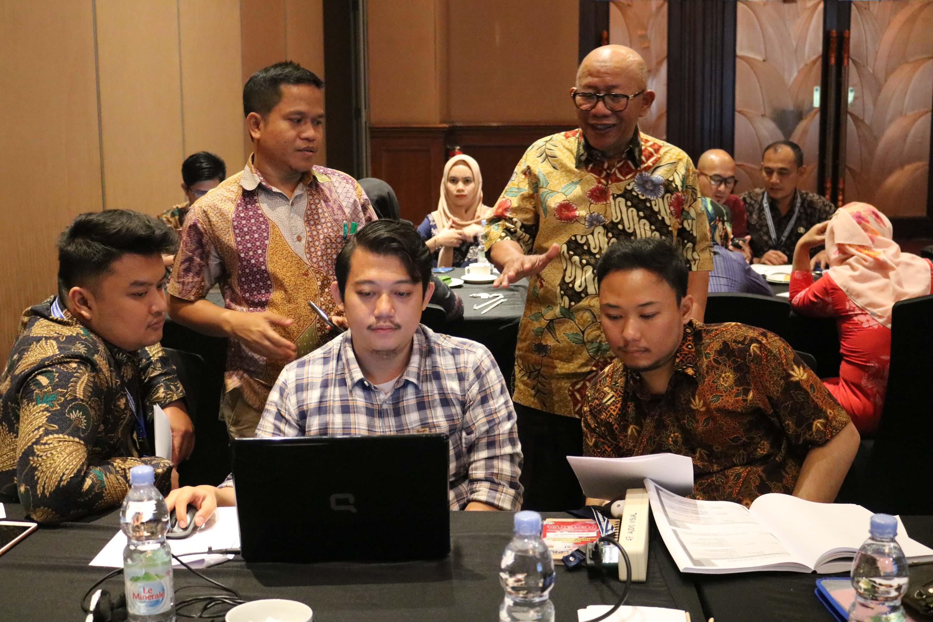 Workshop Perencanaan Teknis Infrastruktur Permukiman II
